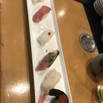 回転寿司しげなが - トクセット950円