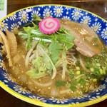 98651704 - 味噌(平麺、麺少なめ)