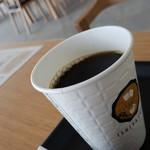 イシヤカフェ - セットのコーヒーです。