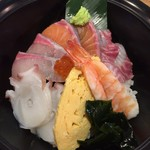 98654701 - 海鮮丼