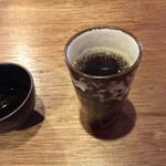 98654704 - 食後にコーヒーをサービスしていただきました^^v