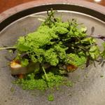 リベルタス - 前菜 サワラのミキュイ