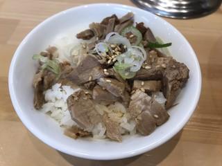 ザ・東京豚骨ラーメン屋 SAKU 牛久店