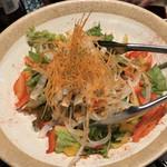 98656392 - 淡路野菜のチョレギサラダ