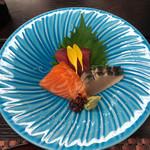 日本料理「魚清」 -