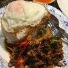バンハオ - 料理写真:ガパオ