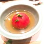98657169 - トマトのおでん