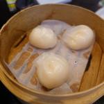 menyasama-taiyou - 海老餃子