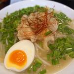 麺屋 サマー太陽 - 宮古牛ホル麺