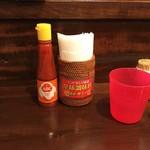 キラ★キラ - 【辛味ソース】インドネシア直送の辛味調味料「サンバル」