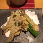 98660288 - 牡蠣の天ぷら