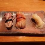 鮨処やまと - 料理写真:赤貝