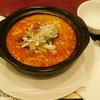 リー タン タン カフェ - 料理写真:土鍋煮込み担担麺