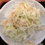 台湾料理 福祥閣 - サラダ
