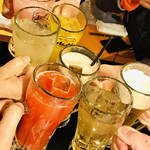98668774 - 乾杯〜〜