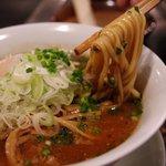 柳麺 ちゃぶ屋 本店 - 味噌らぁ麺