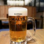 日本酒バル 蔵よし - ハッピー泡♪199円の生ビール!!