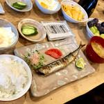 ロッジ ヌタプカウシペ - 料理写真:朝ごはん 2018.10.07
