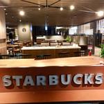 スターバックスコーヒー - 中央のエリアのサイン