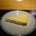 ロマンティコ - チーズケーキ