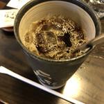 珈琲屋らんぷ   - ドリンク写真:アイスコーヒー アップ