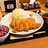 Iihitonkatsu - 料理写真:わらじカツ膳