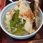 香雅 - ミニ天丼