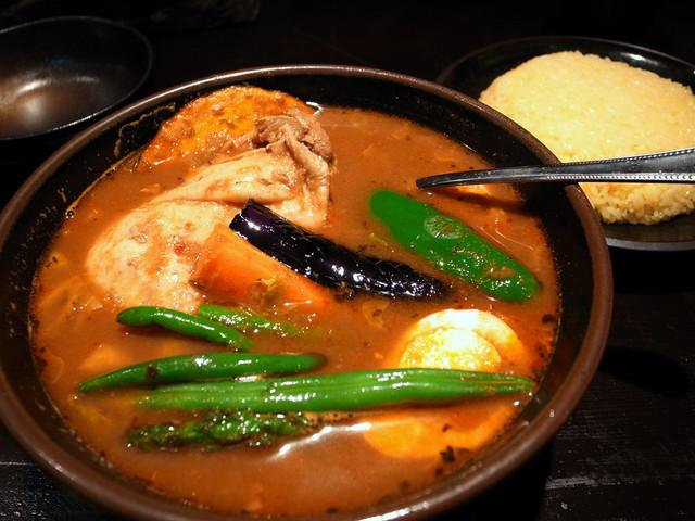 カレー ラマイ スープ