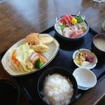 98686196 - 本日の特別定食900円!