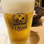 98689551 - クラシックビール。