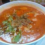 9869724 - 激辛塩タンタン麺