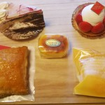 サンフルール - 料理写真:生クリームがあまーい(´□`)