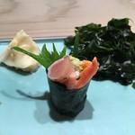 すし貫 - 赤酢ひも巻