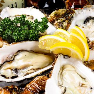 ◆人気の食べ比べは真牡蠣7種をご用意しております◆