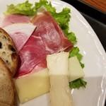 PAUL - レタス/ハム/生ハム/チーズ
