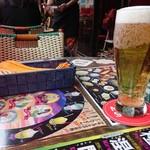 マジックスパイス - ランチビール 300円