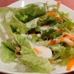 アロヒディン - ALOHIDDIN 八丁堀店 ランチに付くサラダ