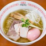 六九麺 - 料理写真:海薫る塩ラーメン