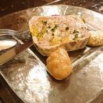 クロッキオ - ルスツ産豚とフォアグラのテリーヌ
