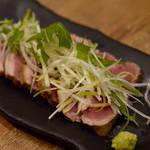 恵比寿 箸庵 - 季節の焼き物