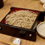恵比寿 箸庵 - 手打ちせいろ蕎麦