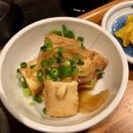 ツダヤショクドウ - 小鉢