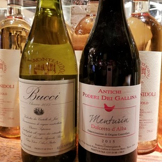 イタリアン×厳選ワインのペアリングをお楽しみください