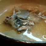 987174 - すっぽん鍋