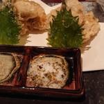 98702650 - 牡蠣の天ぷら