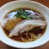 中華そば うえまち - 料理写真:【(限定) 中華そば 鶏・豚 醤油】¥930