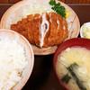 とん喜 - 料理写真:チーズとんかつ定食