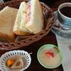 カフェ コロポックル - 料理写真:BLTサンド