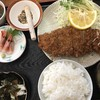 かつれつ軒 - 料理写真:ロースカツ定食950円