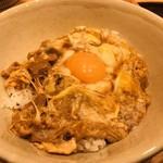 うちのたまご - 料理写真:親子丼
